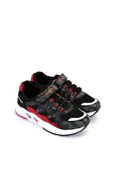 Slazenger Energy Unisex Çocuk Sneaker Ayakkabı Siyah